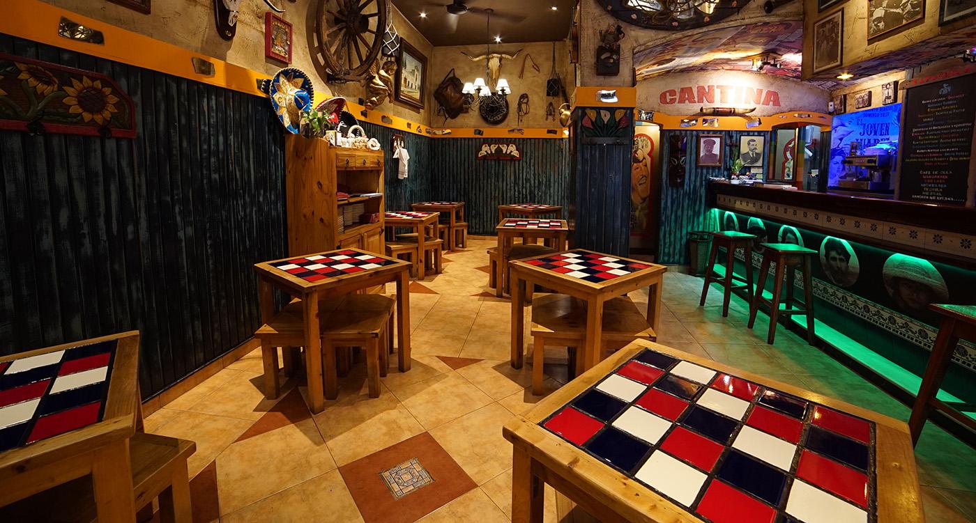 Cantina tapachula restaurante mexicano en bilbao for Los azulejos restaurante mexicano